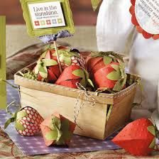 berry basket stampin up - Google Search