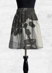 Cupro Skirt - Blue Regatta 5 by VIDA VIDA Cheap Sale Manchester B8IEmzq1R7