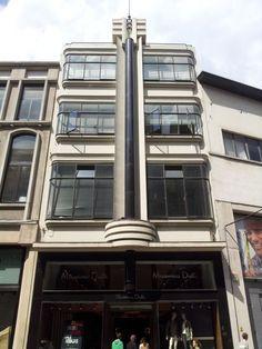 Antwerpen Art #Deco, Belgium