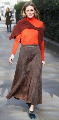 Olivia Palermo is always setting trends on the streets. Scroll through the stylish star's best looks ever.