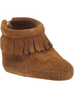 Piperlime | Back Flap Bootie (Infant)