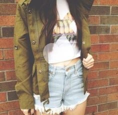 I love outfits like this. So cute