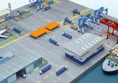 Crece el espacio para centros logísticos en Buenos Aires. TODO SOBRE LOGÍSTICA Y DEPÓSITO EN ARGENTINA