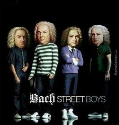 Bachstreet's bach. ALRIGHT!