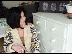Odnawiamy stare meble - farby Annie Sloan ;-) Moja nowa miłość ;-)