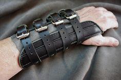 Leather Wrist Brace