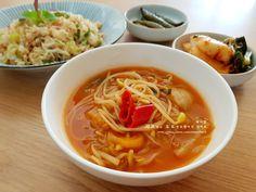 김치콩나물국 끓이는 법 #국물요리