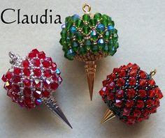 * Alle meine Perlen: Bella Beads, #spikes