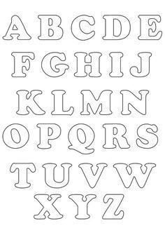 Grilledcheesebntupperg 416799 printables pinterest como fazer letras de tecido alphabet templatesalphabet lettersstencil spiritdancerdesigns Images