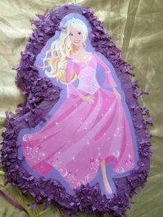 Barbie-Pinata