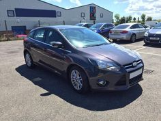 Hatchback , Full service history with receipts. All the usual Titanium extras. Ford Focus 1, Used Cars, Cars For Sale, Bmw, Cars For Sell