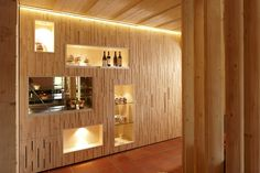 a nice object in switzerland for the visual effect and the surface feel admonter wall