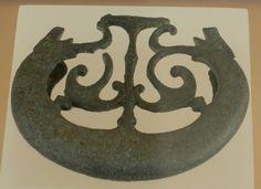 Openwork scabbard plate. Courtesy of the Limesmuseum Aalen - Aalen-D.