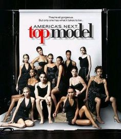 I'm not sure yet, but I want to interview a local model.  Many models get their inspiration from America's Next Top Model.  Reality shows like this is how people are finding talent, which is what my story beats are about: finding talent.