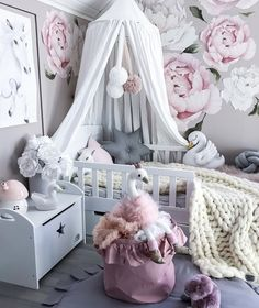 30 very adorable baby nursery ideas for moms # adorable # ideas # ki . - 30 very adorable baby nursery ideas for moms room decor You are - Baby Bedroom, Girls Bedroom, Baby Room Design, Toddler Rooms, Nursery Room Decor, Nursery Ideas, Nursery Prints, Nursery Art, Bedroom Ideas