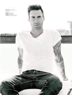 Adam Levine * MAROON 5 : Photo