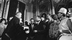 A photograph of Dr. Martin Luther King Jr.