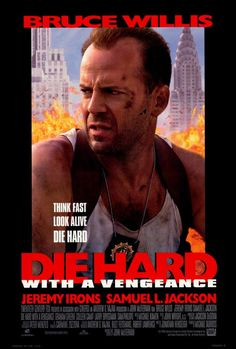 Die Hard: With a Vengeance 27x40 Movie Poster (1995)
