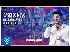 Cristiano Araújo - Casei de Novo (In The Cities) [Áudio Oficial] - YouTube