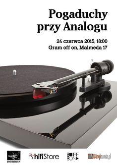 Pogaduchy przy Analogu w BIałymstoku! Sklep hifiStore zaprasza wszystkich fanów płyt winylowych oraz gramofonów! #winyl #gramofon #audio #hifi #winyle #ortofon #project #hifistore
