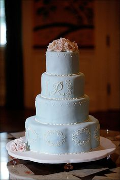 Wedgwood China cake by Styled Creative