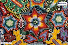 The Huichol Art with PRECIOSA seed beads