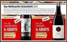 Ein paar Einkaufstipis für die große Winter-Rabattschlacht von vinos.de