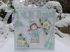 Intohimona askartelu: Let It Snow * Let It Snow * Let It Snow