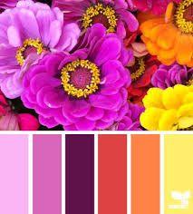Resultado de imagem para vibrant purple color palette