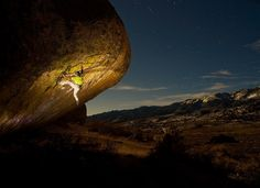 Pro climber KEVIN JORGESON