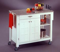 The Moveable island: A Kitchen Must-have!