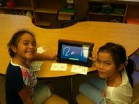 We can use our Learnpads to represent and compare numbers and quantities!
