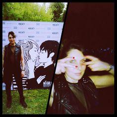 Mi Ami festival 2014.. italian indip rock scene Polaroid Film, Scene, Spaces, Rock, Skirt, Locks, The Rock, Rock Music, Batu