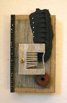 Sonoma V found object assemblage by tristanfrancis on Etsy, $175.00