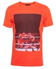 LES BENJAMINS   Tyson Tiger T-shirt   Browns fashion & designer clothes & clothing