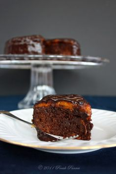 Sacher torte - the paleo way is the best way! Gluten Free Treats, Paleo Treats, Gluten Free Desserts, Paleo Food, Healthy Desserts, Healthy Recipes, Clean Eating Cake, Paleo Dessert, Dessert Recipes