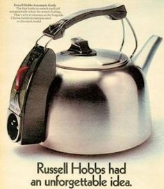 kettle by Russel Hobbes 1980s Childhood, Childhood Memories, Nostalgia 70s, Remembering Dad, Mad About The House, Hobbs, Old Toys, T 4, Old Pictures