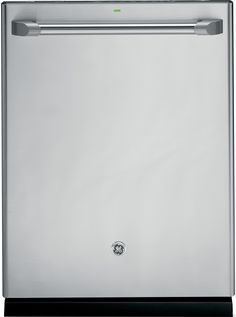 GE CDT725SSFSS Fully Integrated Dishwasher with 16-Place Settings, 4 Wash Cycles, Adjustable Upper Rack, Bottle Wash Jets, Delay Start, Hard Food Disposer and 46 dBA