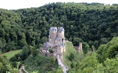 Eltz Castle - Castillo de Eltz