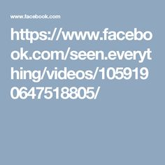 https://www.facebook.com/seen.everything/videos/1059190647518805/