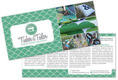 Sewing School Flyer Design