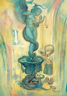 James Jean, How I love you...