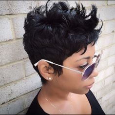 Beautiful hairstyles wigs for black women lace front wigs human hair wigs, etc. Cute Hairstyles For Short Hair, Hairstyles With Bangs, Curly Hair Styles, Black Hairstyles, Amazing Hairstyles, Mohawk Hairstyles, Everyday Hairstyles, Latest Hairstyles, Vintage Hairstyles