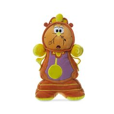Cogsworth Plush - Beauty and the Beast - Small - 10 1/2'' | Disney Store