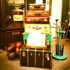 Vintage cases!