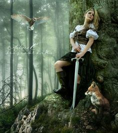 """""""One of the toughest acts of courage, is learning to trust yourself."""" - Jasmeine Moonsong Put A Little Magick in Your Day! Premium edition includes daily magickal correspondences, quotes, affirmations, tarot card, spell , and an article teaching you more about your path. :))) http://www.wiccanmoonsong.com/Moonsong-Daily-Magick.html original artwork by: FrozenStarRo"""