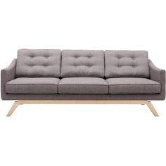 Barsona Sofa - Gray