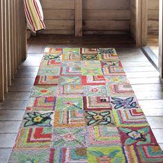 Dash & Albert hooked rug - Layla Grace