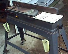 """Sears Craftsman 6-1/8"""" Jointer Planer Gently Used 113.232200"""