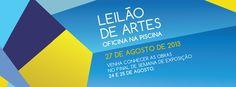 """O Leilão de Artes do projeto Oficina na Piscina é um evento beneficente que está em sua 2a Edição. O objetivo é que através do Leilão e Venda de obras doadas por artistas o projeto http://www.oficinanapiscina.com.br/ possa arrecadar recursos para aumentar seu campo de atuação e passar a atender ainda mais jovens e adolescentes de...<br /><a class=""""more-link"""" href=""""https://catracalivre.com.br/geral/rede/barato/leilao-de-artes/"""">Continue lendo »</a>"""